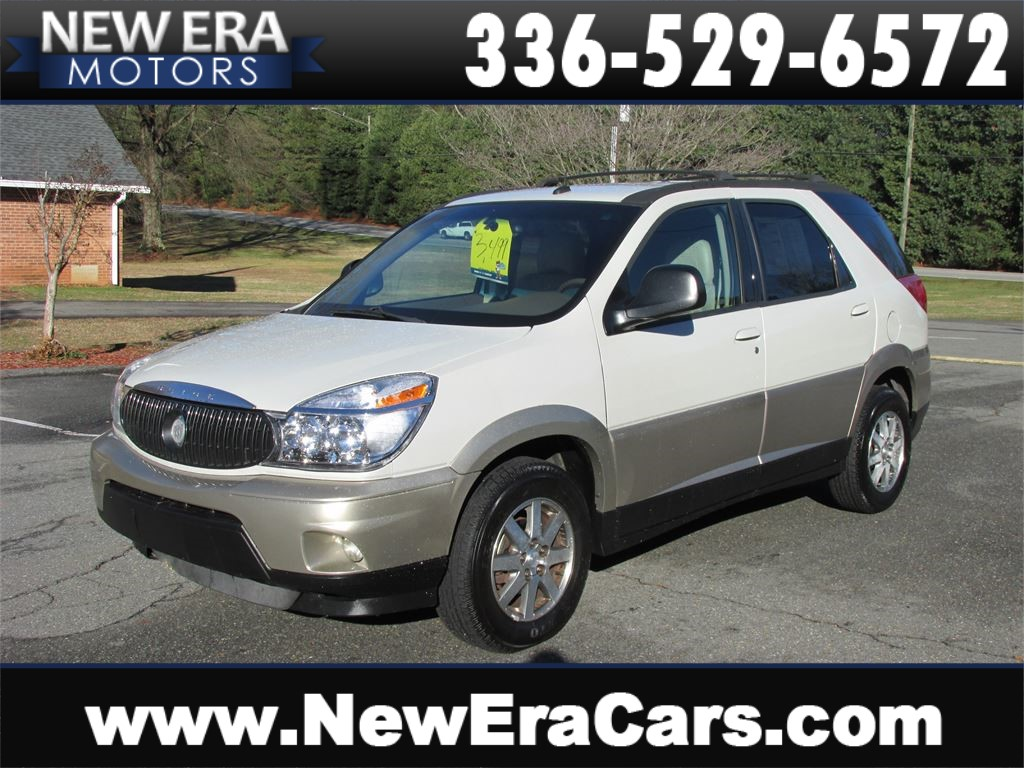 Buick Rendezvous CX 2WD 3rd Row! in Winston Salem