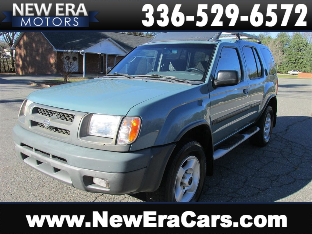 2001 Nissan Xterra XE 4WD Manual! Nice! for sale by dealer