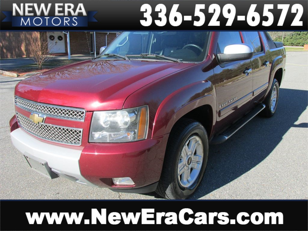 2008 Chevrolet Avalanche LT2 Z71 4WD Leather! Nice! Winston Salem NC
