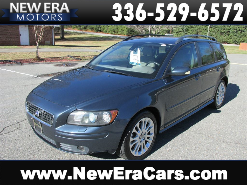 2005 Volvo V50 T5 Low Miles! Coming Soon! for sale by dealer