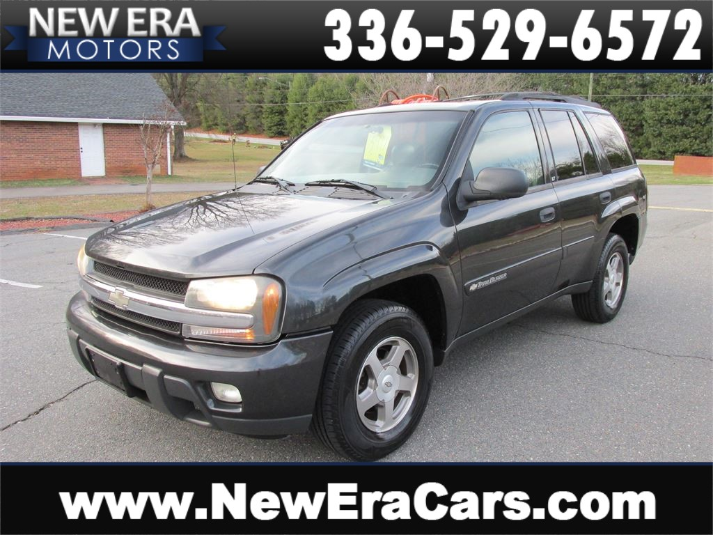 2003 Chevrolet TrailBlazer LT Cheap! Nice! Winston Salem NC