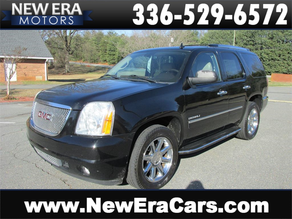 2010 GMC Yukon Denali 4WD Leather! DVD! NAV! Winston Salem NC