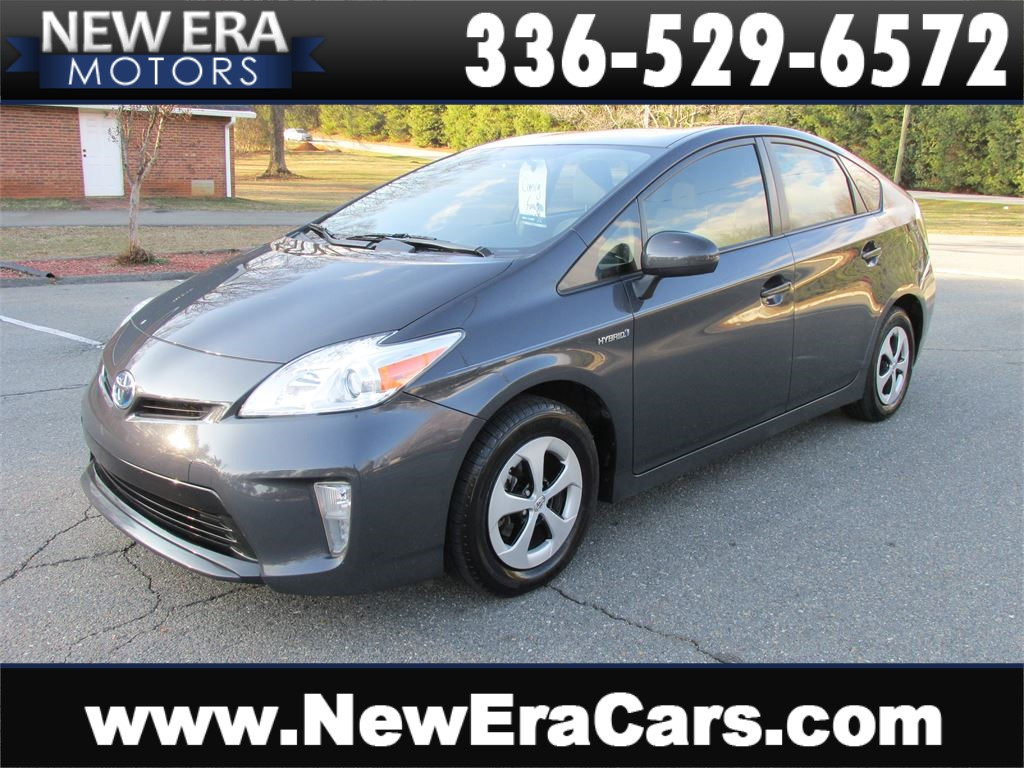 2012 Toyota Prius Nice! Clean! Great MPGs! Winston Salem NC