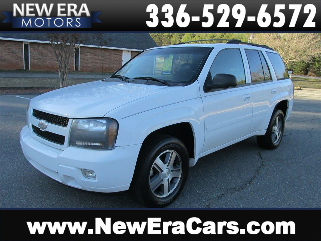 2007 Chevrolet TrailBlazer LS2 Cheap! Leather! Winston Salem NC