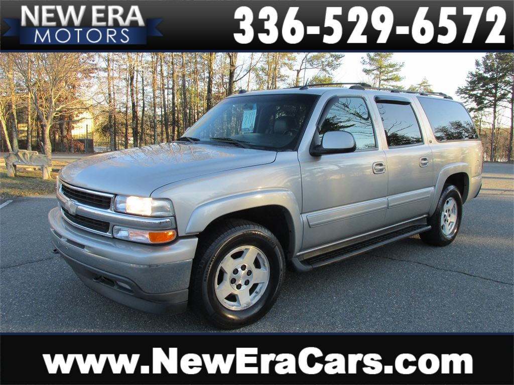 2005 Chevrolet Suburban 1500 4WD 3rd Row! Leather! Winston Salem NC