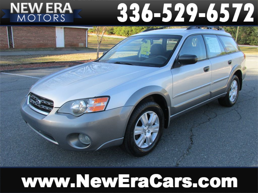 2005 Subaru Outback 2.5i Wagon AWD! Nice! for sale by dealer