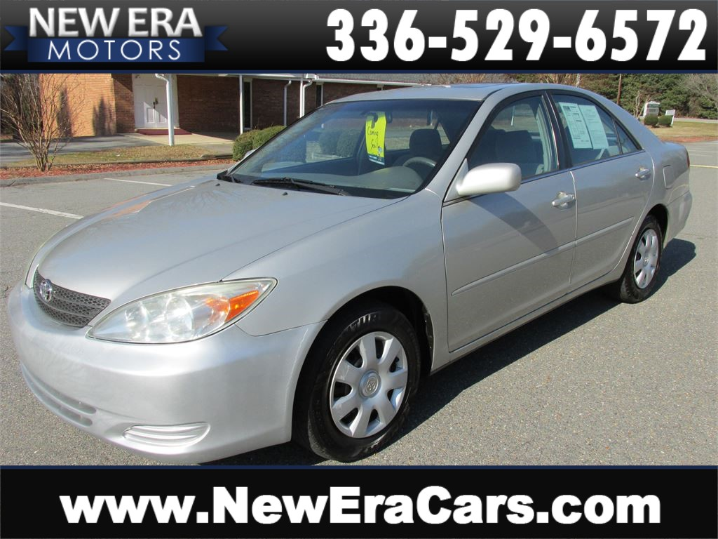 2004 Toyota Camry LE Cheap! Clean! Winston Salem NC