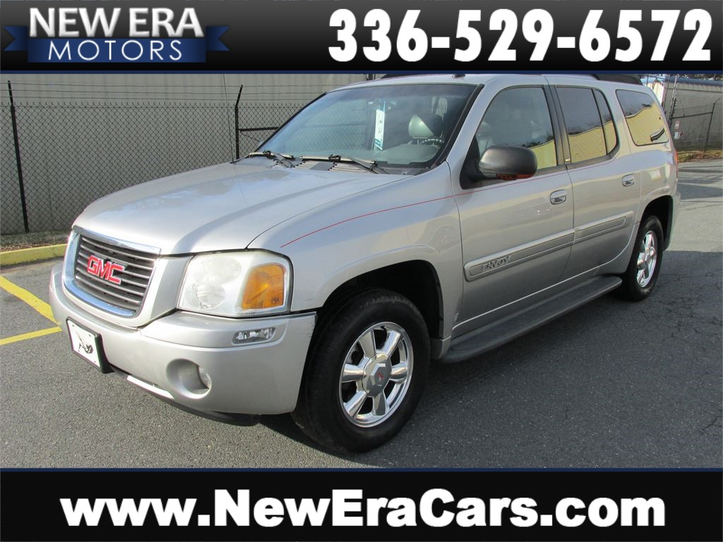 2004 GMC Envoy XL SLE 3rd Row! Leather! Winston Salem NC