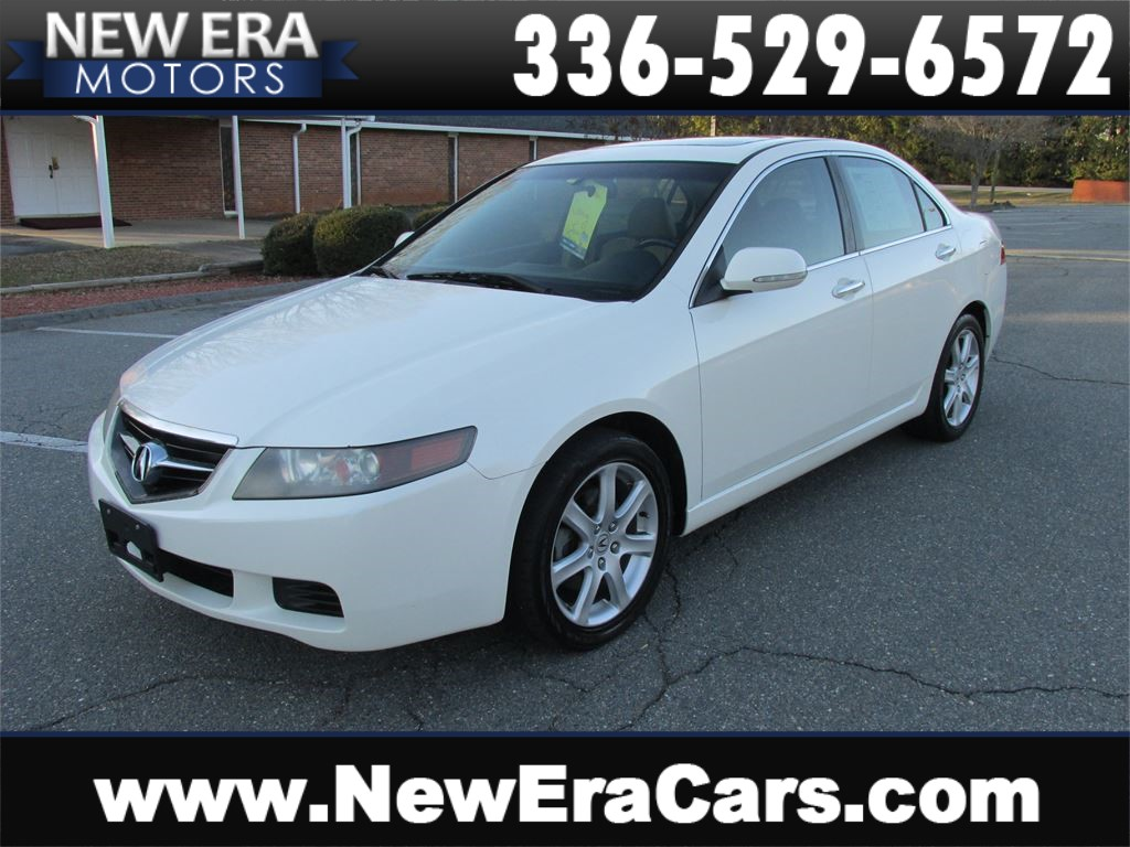 Acura TSX Coming Soon! in Winston Salem