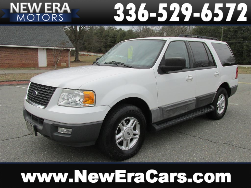 Ford Expedition XLT 3rd Row! Nice! in Winston Salem