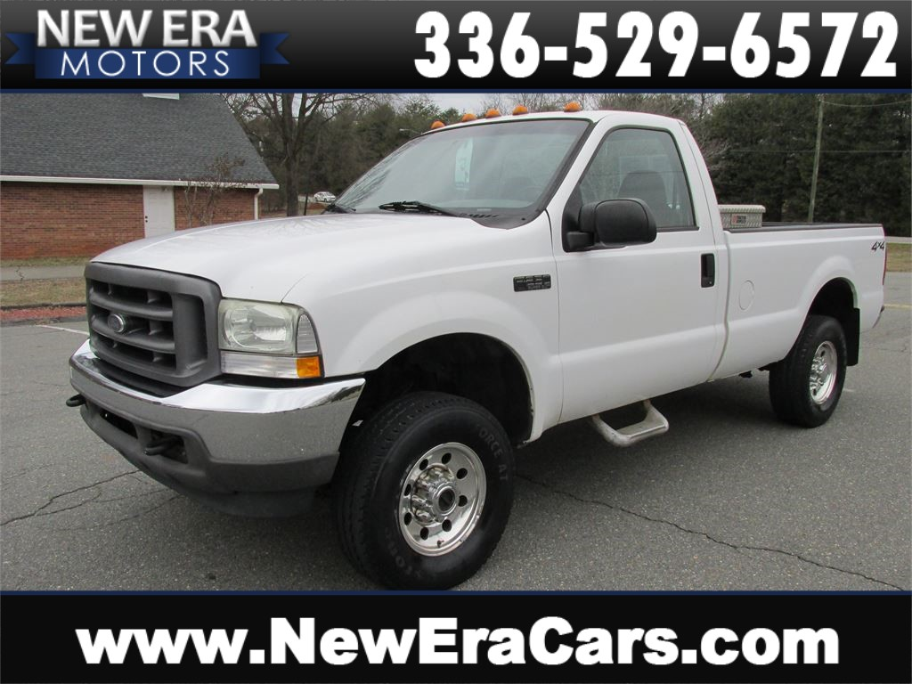 Ford F-250 SD XL Long Bed 4WD in Winston Salem