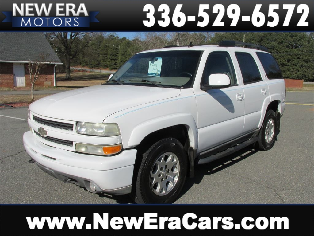 2006 Chevrolet Tahoe 4WD Z71 Coming Soon! Winston Salem NC