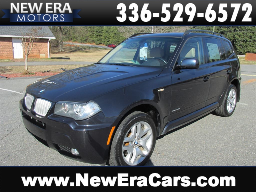 2009 BMW X3 xDrive3.0i Leather! Nice! for sale by dealer