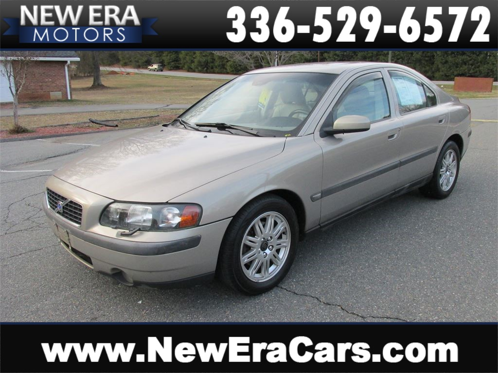 2004 Volvo S60 2.5T Leather! Nice! Winston Salem NC