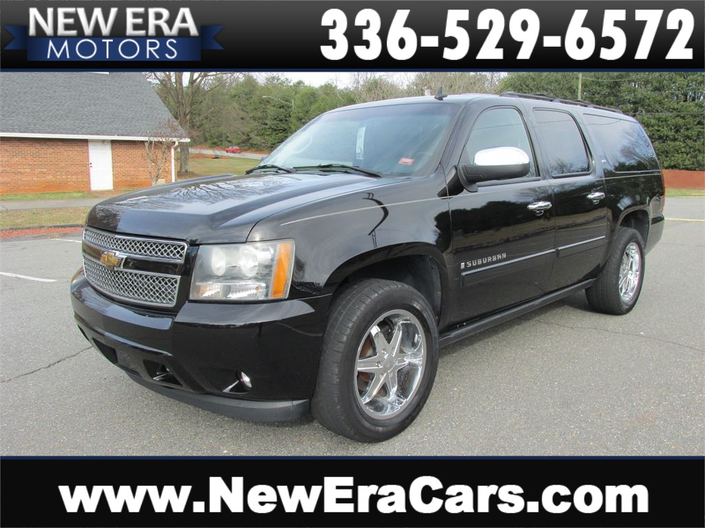 2007 Chevrolet Suburban LTZ 1500 4WD Leather! 3rd Row! Winston Salem NC