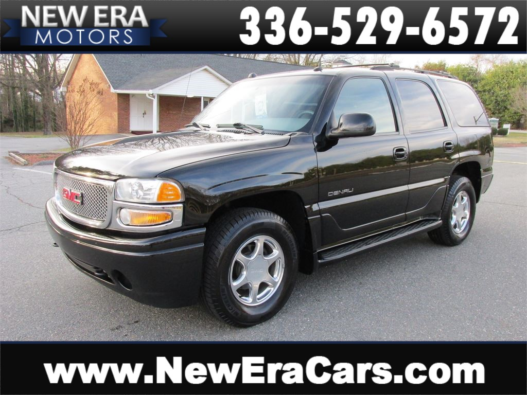 2004 GMC Yukon Denali AWD! Leather! 3rd Row! Winston Salem NC