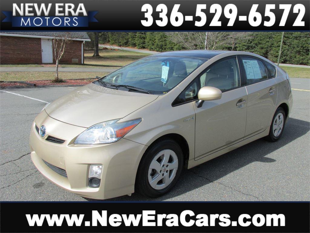 2010 Toyota Prius Great MPGs! NAV! Winston Salem NC