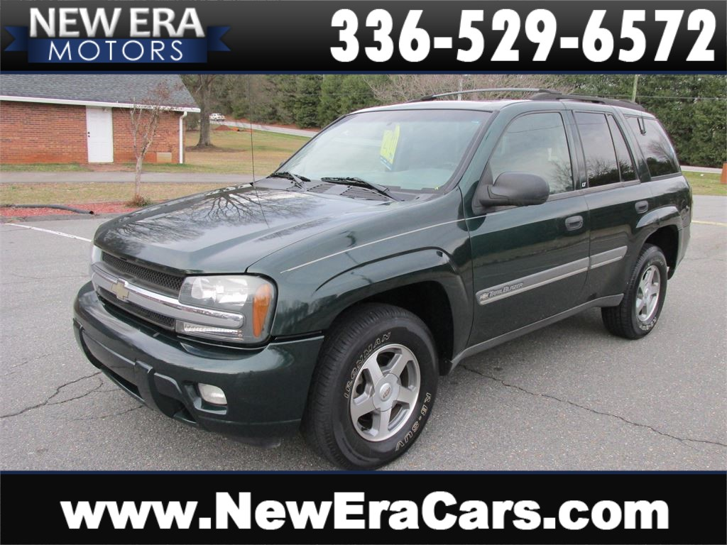 2002 Chevrolet TrailBlazer LS Cheap! Winston Salem NC