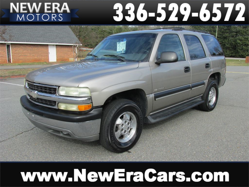 2003 Chevrolet Tahoe 2WD 3rd Row! Cheap! Winston Salem NC