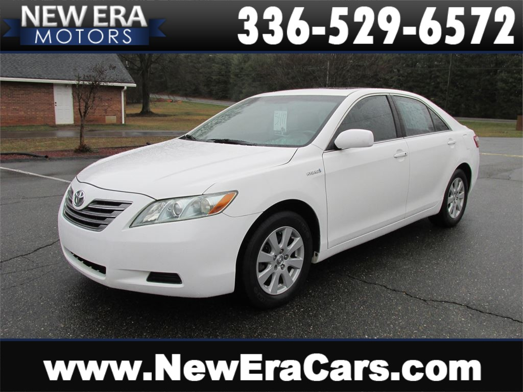 2008 Toyota Camry Hybrid Leather! Nice! for sale by dealer