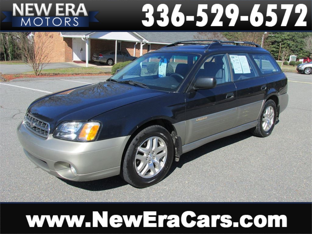 2001 Subaru Outback Wagon AWD! CHEAP! Winston Salem NC