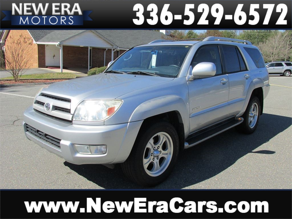2003 Toyota 4Runner Limited Leather! Winston Salem NC