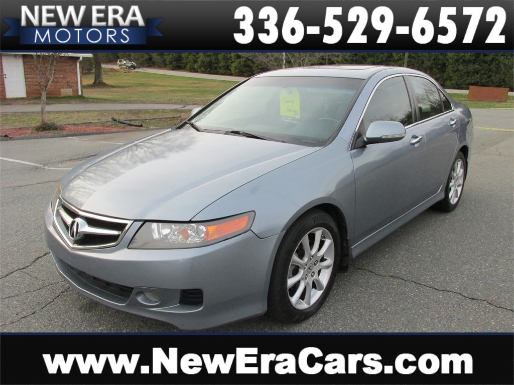 2007 Acura TSX 5-Speed Coming Soon! Winston Salem NC
