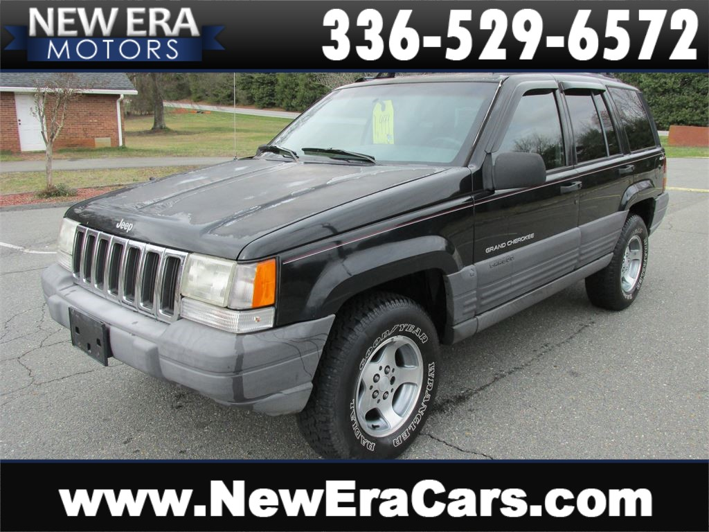 1996 Jeep Grand Cherokee Laredo 4WD Cheap! Winston Salem NC