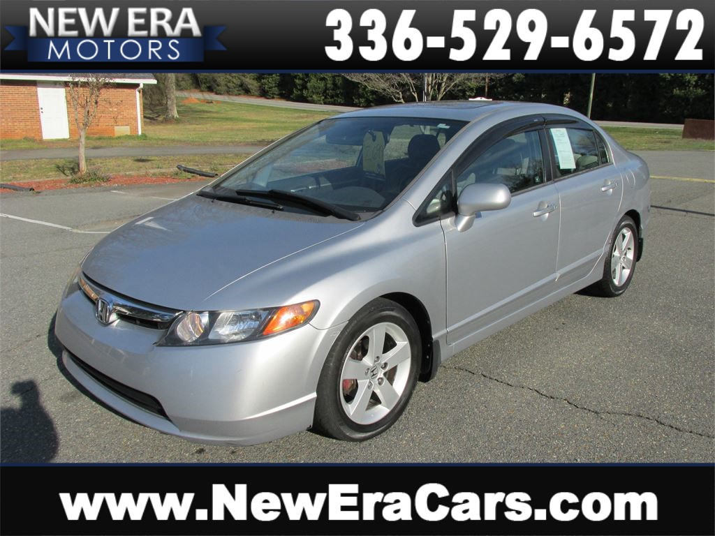 2006 Honda Civic EX Sedan Cheap! Winston Salem NC