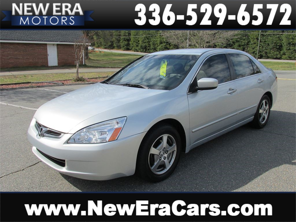 2005 Honda Accord Hybrid Nice! Clean! Winston Salem NC