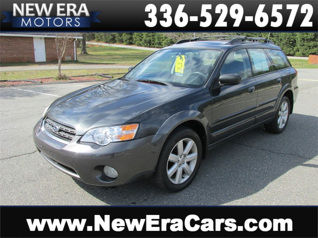 2006 Subaru Outback 2.5i Wagon Coming Soon! Winston Salem NC