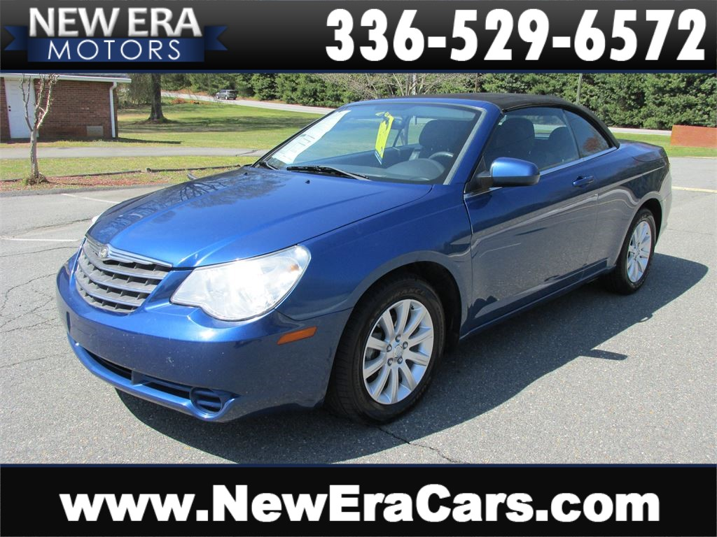 2010 Chrysler Sebring Convertible Touring CHEAP! Winston Salem NC