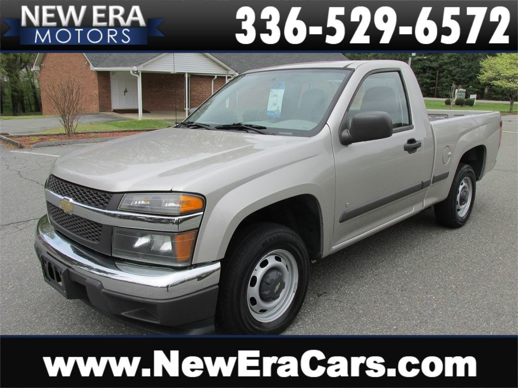 2007 Chevrolet Colorado LS Cheap!  Winston Salem NC