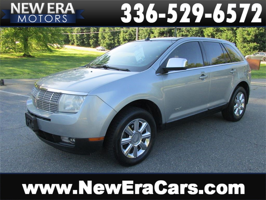 2007 Lincoln MKX AWD Leather! DVD! Winston Salem NC