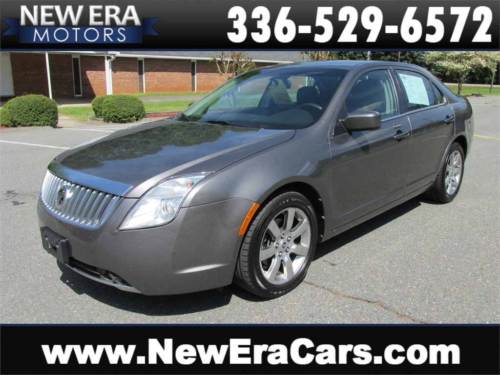 2011 Mercury Milan V6 Premier Leather! Nice! Winston Salem NC