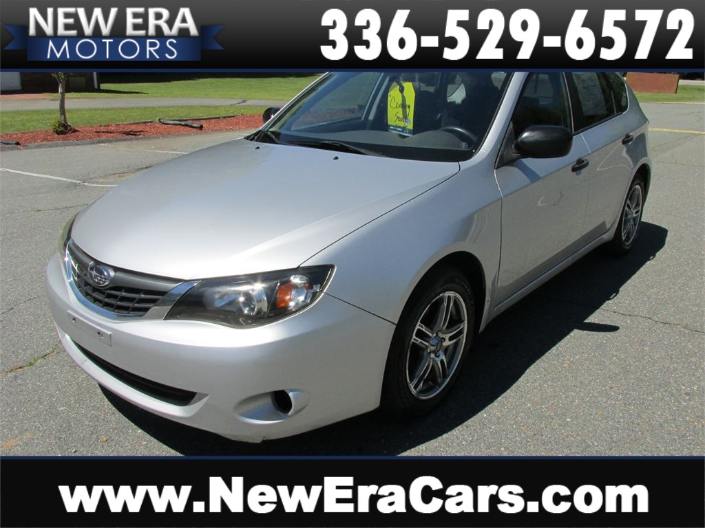 2008 Subaru Impreza NICE! Manual, LOW PRICE for sale by dealer