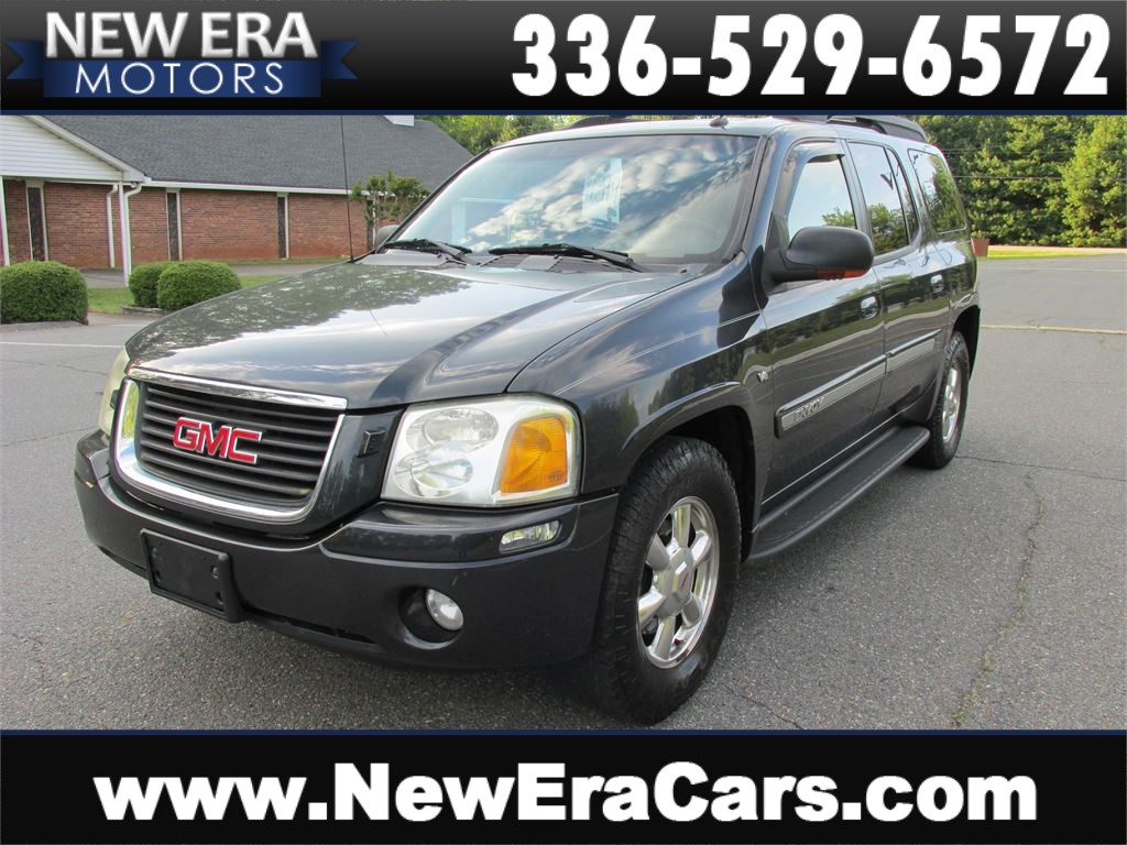 2004 GMC Envoy XL SLT 4WD 3rd row NICE!! for sale by dealer