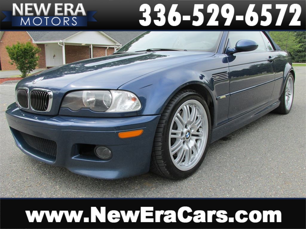 2004 BMW M3 Convertible Nice! Clean! for sale by dealer