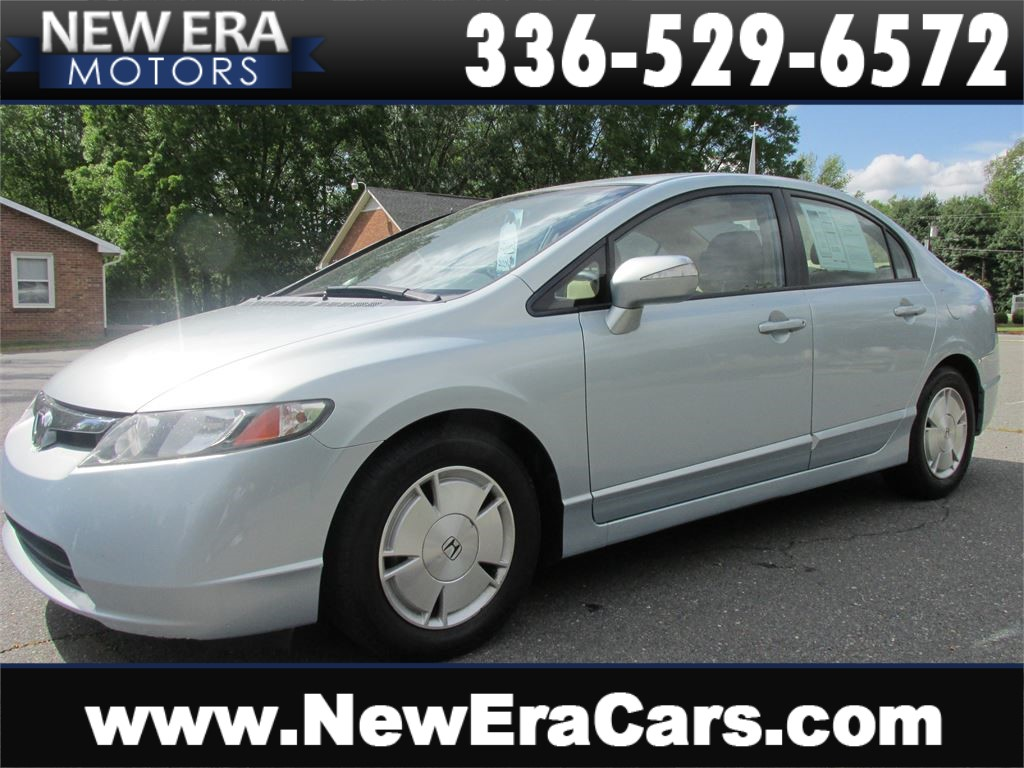 2006 Honda Civic Hybrid Great Mpgs! Nice! for sale by dealer