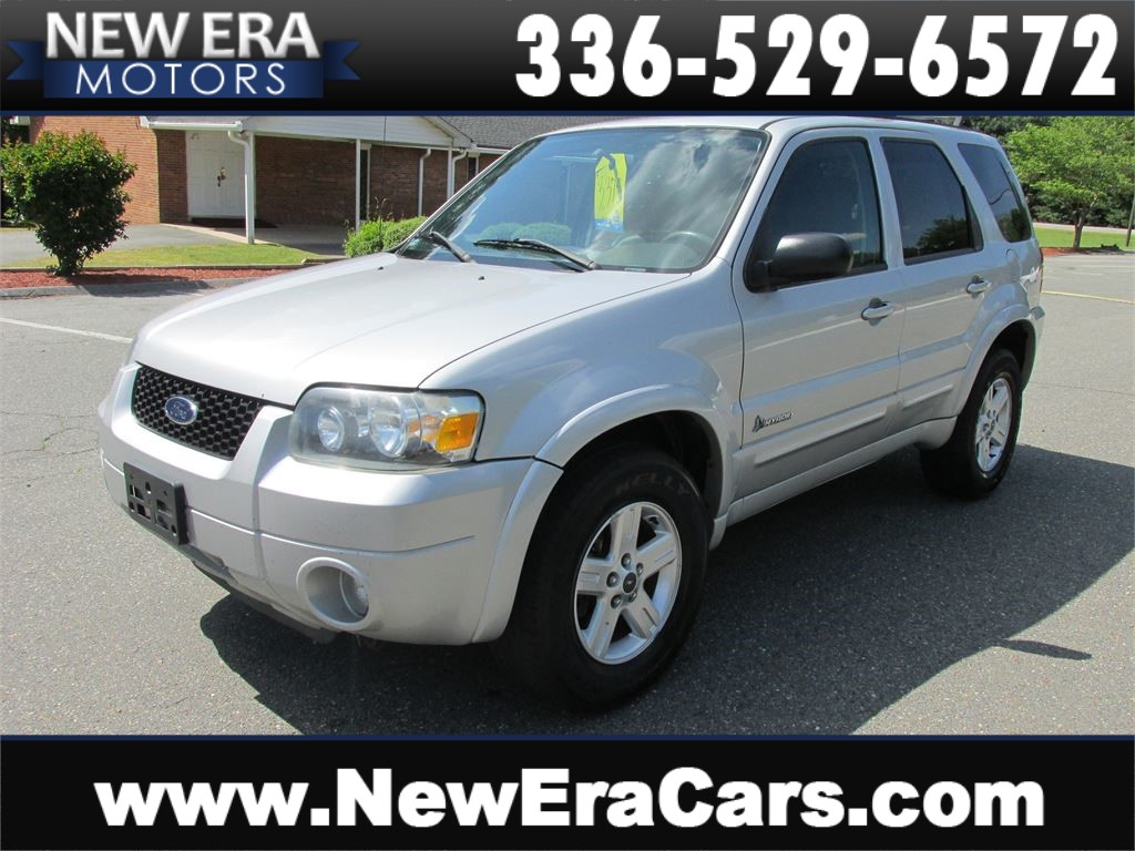 2006 Ford Escape Hybrid FWD Cheap! for sale by dealer