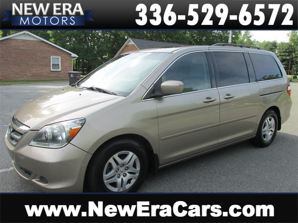 2007 Honda Odyssey EX-L Leather! Cheap! for sale by dealer