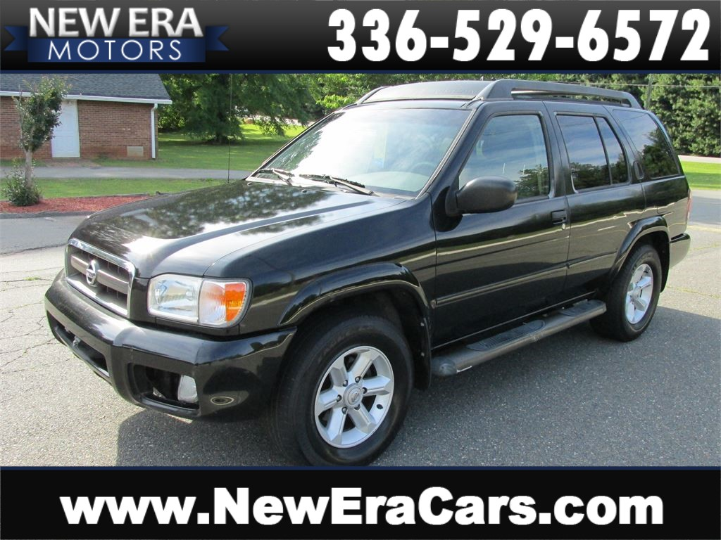 2003 Nissan Pathfinder LE Cheap! Low Miles! for sale by dealer