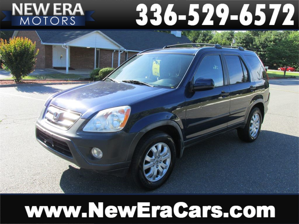 2006 Honda CR-V EX 4WD Nice! Clean! for sale by dealer