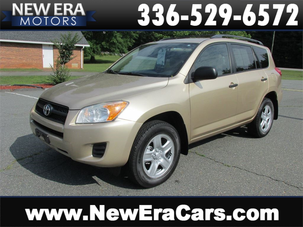 2009 Toyota RAV4 Base I4 4WD Nice! for sale by dealer