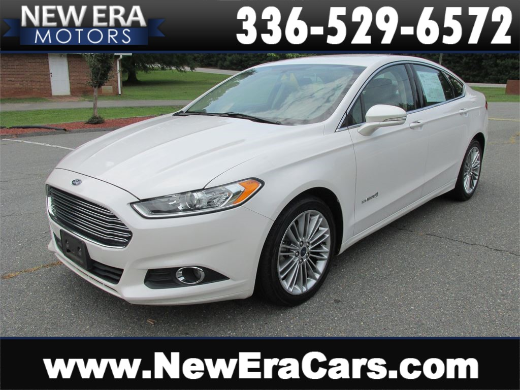 2014 Ford Fusion Hybrid SE Leather! Nice! Loaded! for sale by dealer