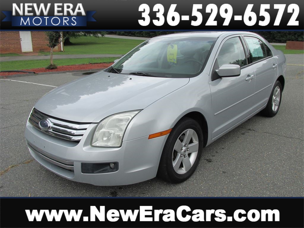 2006 Ford Fusion V6 SE Cheap! Nice! for sale by dealer