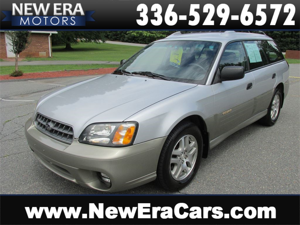 2003 Subaru Outback Wagon AWD! Clean! Nice! for sale by dealer