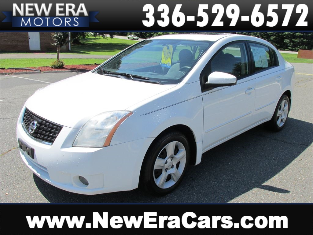 2008 Nissan Sentra 2.0 SL Low Miles! Cheap! for sale by dealer