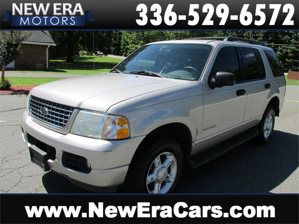 2005 Ford Explorer XLT Cheap! Nice! for sale by dealer