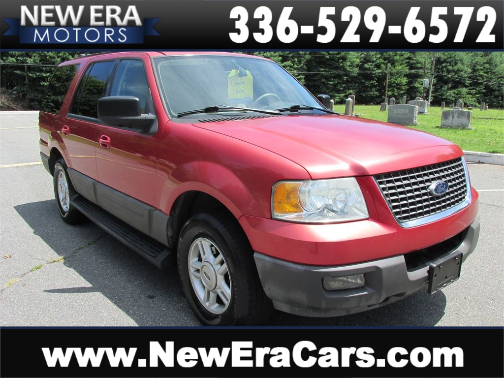2003 Ford Expedition XLT Cheap! 3rd Row! for sale by dealer